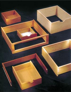 Untitled document for Cajones para muebles de cocina